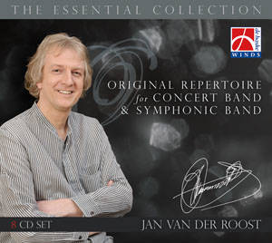 Jan Van der Roost: The Essential Collection - 8 CD-Set