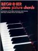 Santorella Publications - Beginner Piano Picture Chords - Book
