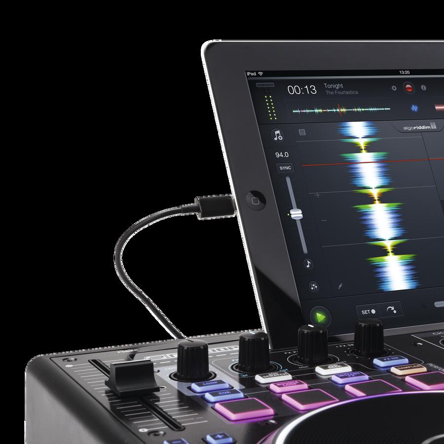 Reloop Professional DJ Controller For IPad,Mac/PC - Long ... | 900 x 900 png 824kB