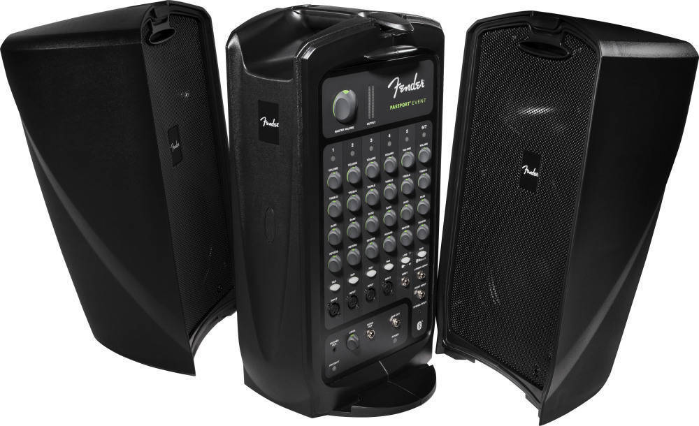 Fender Passport Event 375 Watt Portable Audio System