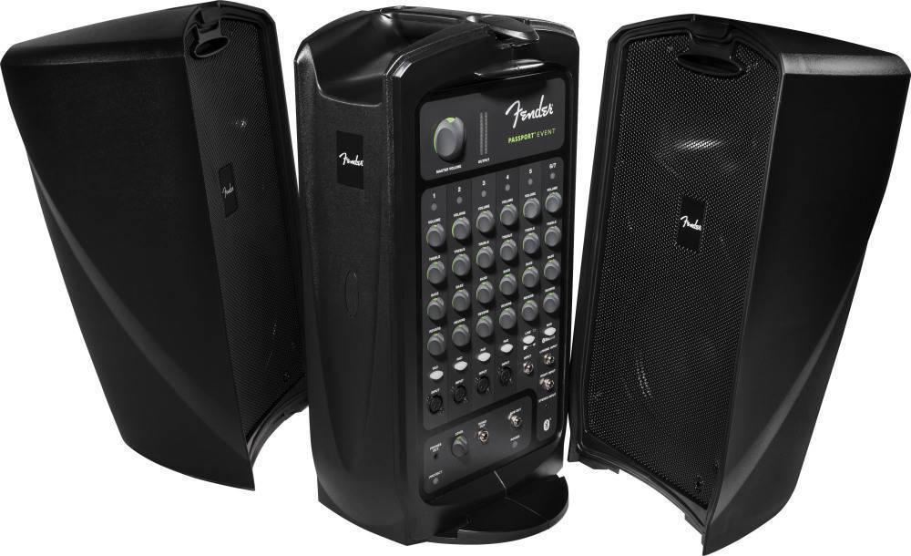 Fender Passport Event 375 Watt Portable Audio System