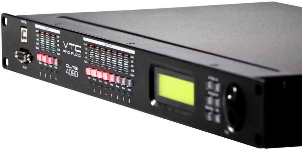 vtc pro audio digital loudspeaker management system long mcquade musical instruments. Black Bedroom Furniture Sets. Home Design Ideas