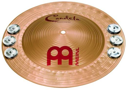 Candela 14 inch Percussion Jingle Bell