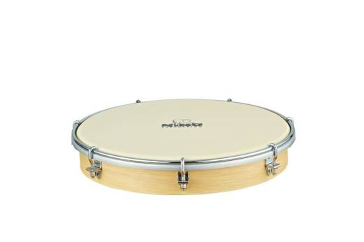 Nino 10 inch Tunable Hand Drum, Synthetic Head
