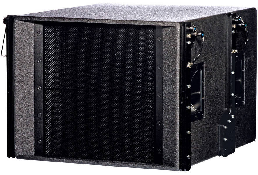 VTC Pro Audio Elevation Series 2 X 12 Inch Install Subwoofer - Long ...