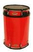 Remo - Bahia Bass Drum - Gypsy Red