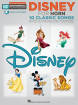 Hal Leonard - Disney For Horn-Easy Instrumental Play-Along - Book/On-line Audio Tracks