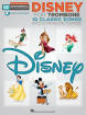 Hal Leonard - Disney For Trombone-Easy Instrumental Play-Along - Book/On-line Audio Tracks