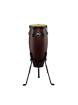 Meinl - Headliner Conga, Nino 10 inch with Basket Stand, Vintage Wine Barrel