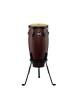 Meinl - Headliner Conga, Quinto 11 inch with Basket Stand, Vintage Wine Barrel