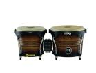 Meinl - Free Ride Series Bongo 6 3/4 & 8 inch, Antique Tobacco Burst