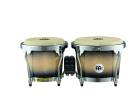 Meinl - RAPC Bongos 6 3/4 & 8 inch, Black Maple Burst