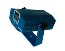 Microh - 30mW Green Scanning Laser Effect w/Remote