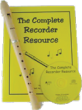 Themes & Variations - Handel C Soprano Recorder - German - 2 Piece Plastic - Package w/Book/CD