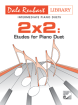 Frederick Harris Music Company - 2x2: Etudes For Piano Duet - Reubart - Intermediate Piano Duets - Book