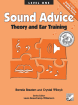 Frederick Harris Music Company - Sound Advice Level One - Braaten/Wiksyk - Book