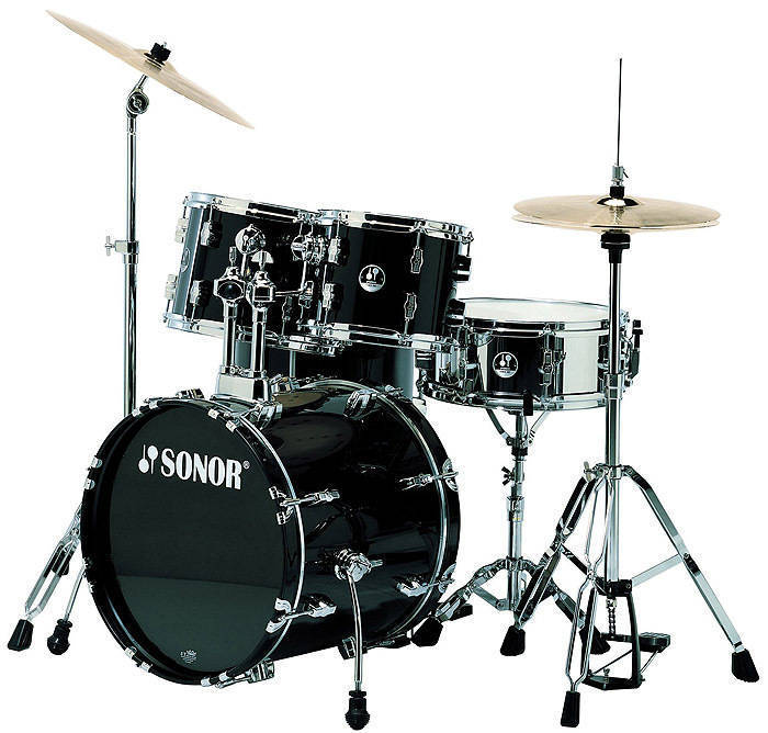 Sonor Force 507 Stage 1 5 Piece Drum Kit With Hardware