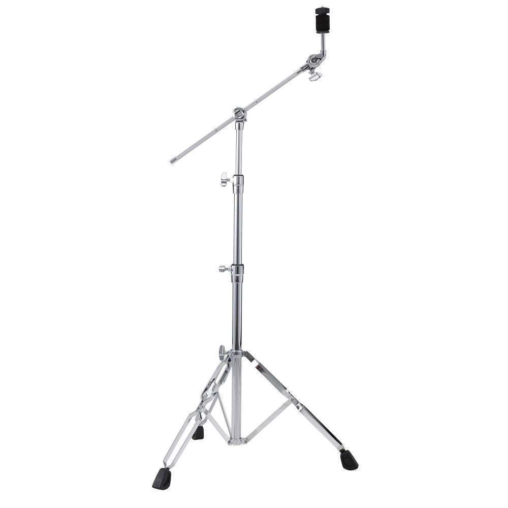pearl cymbal boom stand w uni lock tilter long mcquade musical instruments. Black Bedroom Furniture Sets. Home Design Ideas