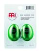 Meinl - Egg Shaker Pair, Green