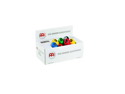 Egg Shaker Box, 60 pieces
