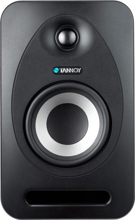tannoy 4 inch active studio monitor speaker long mcquade musical instruments. Black Bedroom Furniture Sets. Home Design Ideas