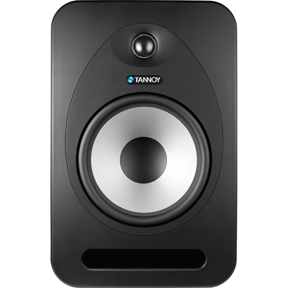tannoy 8 inch active studio monitor long mcquade musical instruments. Black Bedroom Furniture Sets. Home Design Ideas