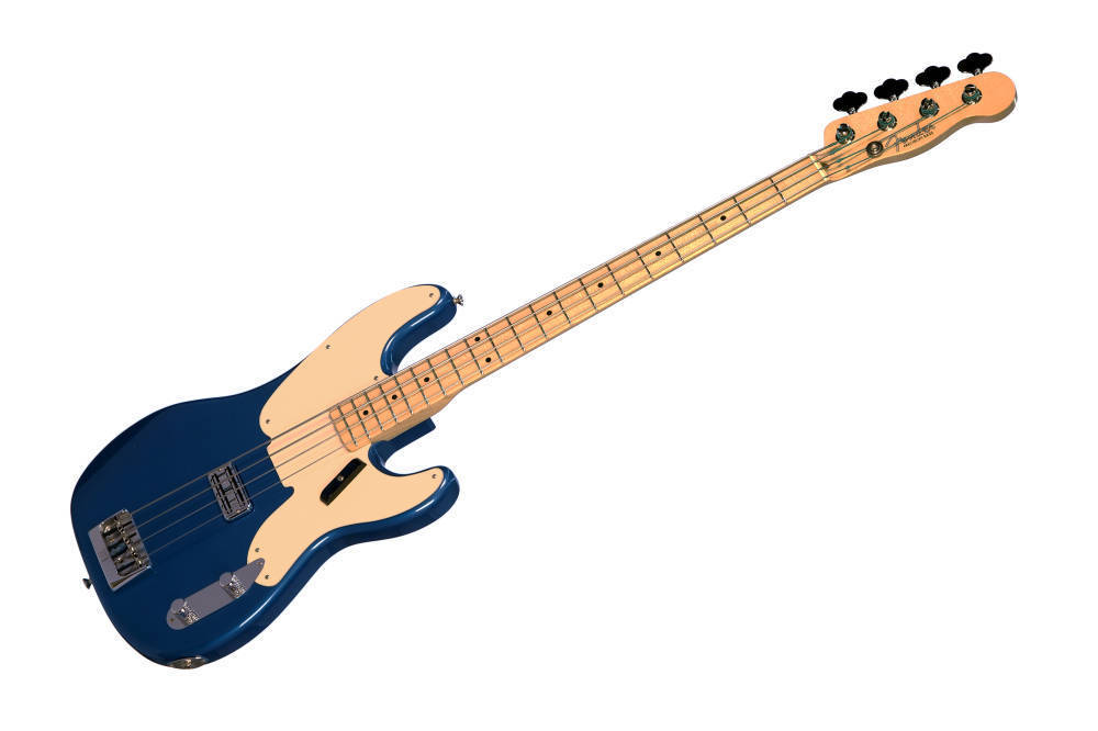 2014 Custom Shop Proto Bass