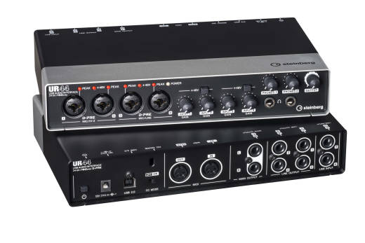 6x4 USB Audio Interface