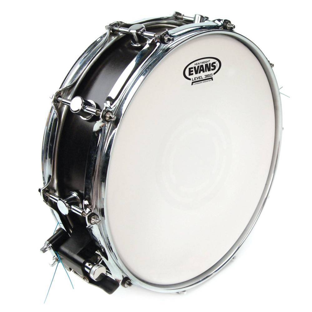 Snare Drum Head 14 : evans b14hw evans heavyweight coated snare drum head 14 inch long mcquade musical instruments ~ Russianpoet.info Haus und Dekorationen