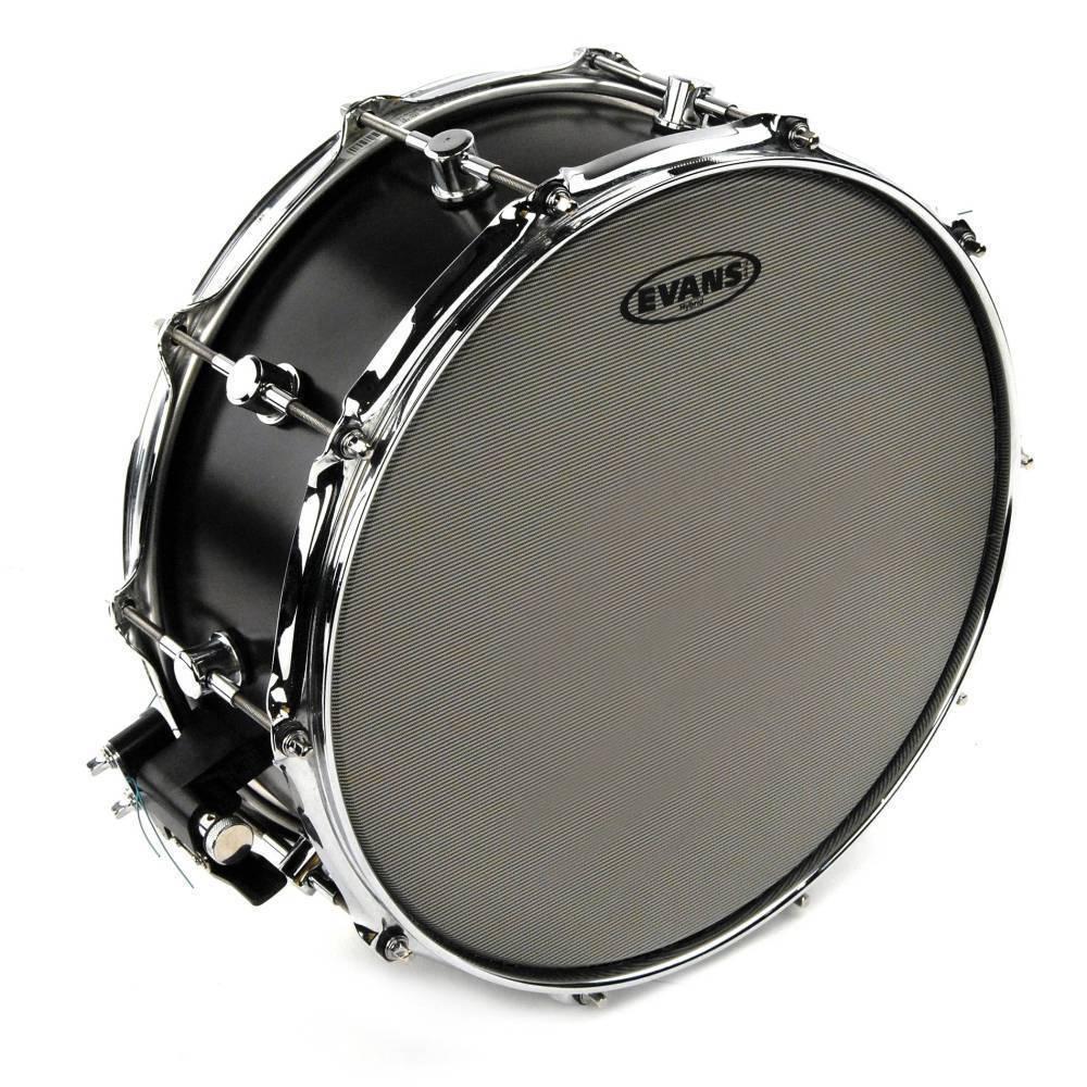evans b14mhg evans hybrid coated snare batter drum head 14 inch long mcquade musical. Black Bedroom Furniture Sets. Home Design Ideas