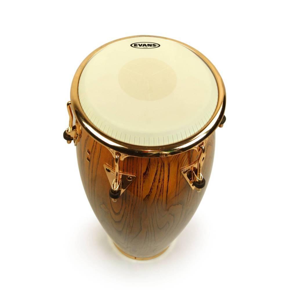 evans ec0975 tri center conga drum head inch long mcquade musical instruments. Black Bedroom Furniture Sets. Home Design Ideas