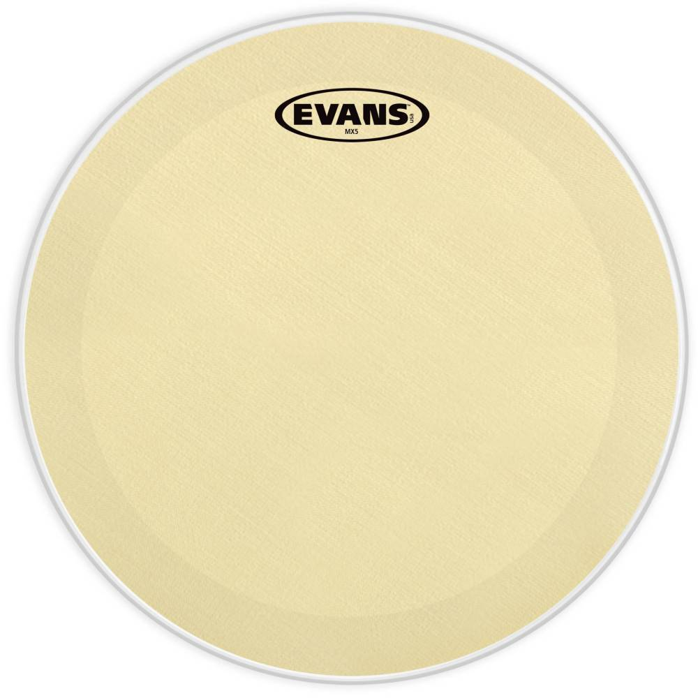 evans ss14mx5 evans mx5 marching snare side drum head 14 inch long mcquade musical. Black Bedroom Furniture Sets. Home Design Ideas