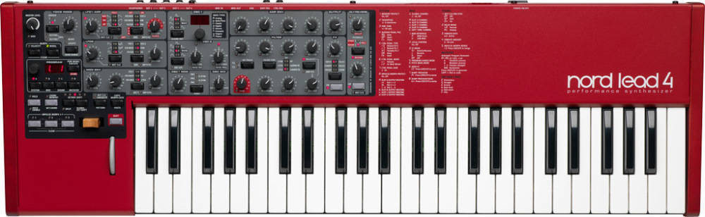 Nord - 49 Key 4-Part Multi-Timbral Synth