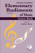 Frederick Harris Music Company - Elementary Rudiments of Music Answer Book, 2nd Edition - Wharram - Book