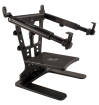 Ultimate Support - Hyperstation Thread-Mountable Laptop Stand - Black