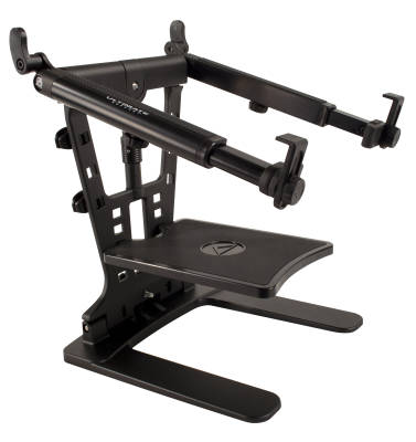 Hyperstation Thread-Mountable Laptop Stand - Black