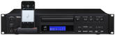 Tascam - CD Player with 30-pin & Lightning iPod Dock
