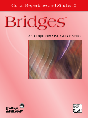 Bridges Guitar Repertoire and Etudes 2 - Book