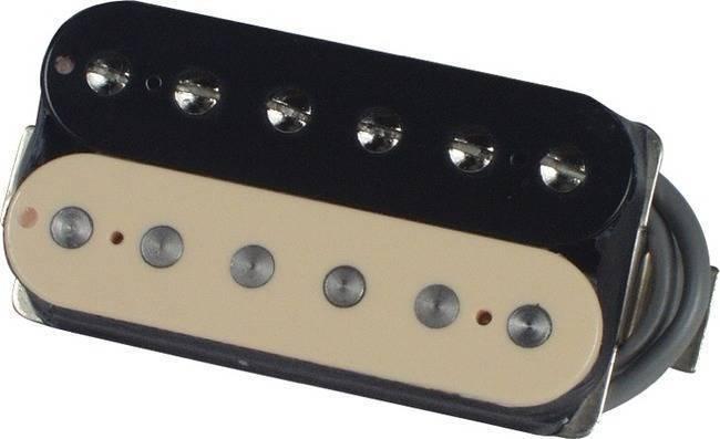 gibson 500t superhot lead humbucker zebra long mcquade musical rh long mcquade com gibson 500t pickup wiring diagram Gibson Les Paul Black Beauty