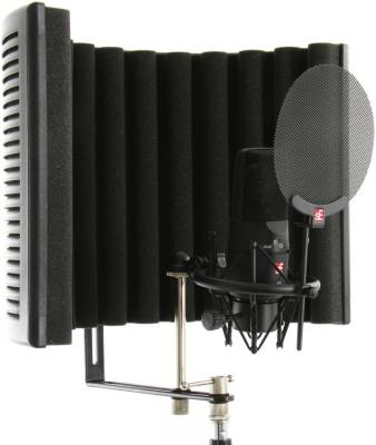 Large Diaphragm Condenser w/Pop/RFF/Cable