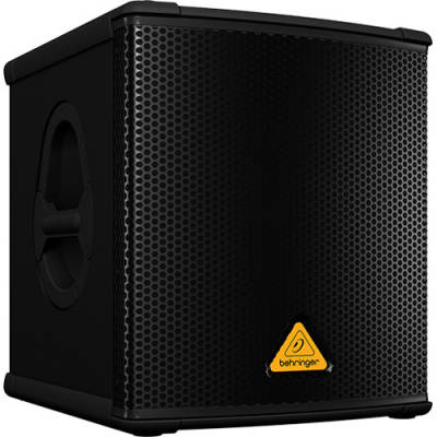 Active 500W 12 inch PA Sub w/ Stereo Crossover