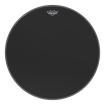 Remo - Powerstroke 3 Ebony Black Dynamo Bass Drum Head - 18 Inch