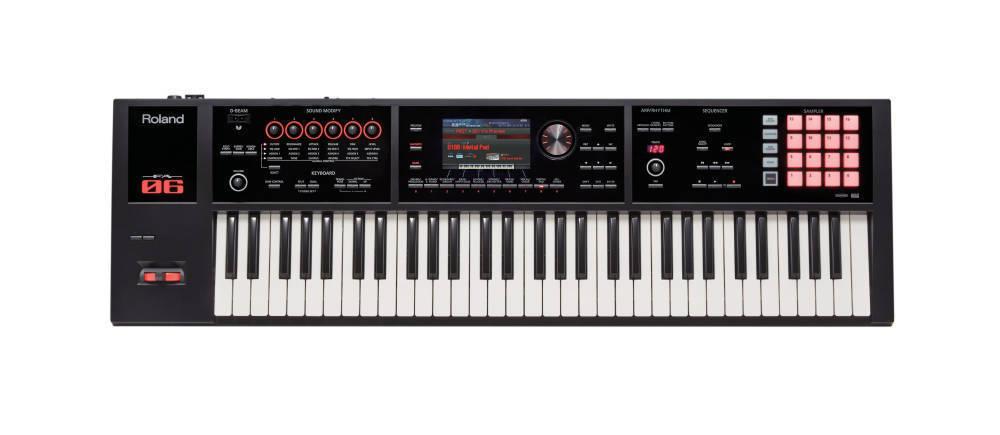 Roland - 61 Key Music Workstaion Keyboard
