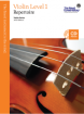Frederick Harris Music Company - RCM Violin Level 1 Repertoire - Violin Series 2013 Edition - Book/CD