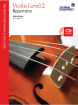 Frederick Harris Music Company - RCM Violin Level 2 Repertoire - Violin Series 2013 Edition - Book/CD