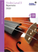 Frederick Harris Music Company - RCM Violin Level 3 Repertoire - Violin Series 2013 Edition - Book/CD