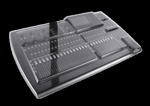 decksaver pro behringer x32 cover long mcquade musical instruments. Black Bedroom Furniture Sets. Home Design Ideas