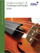 Frederick Harris Music Company - RCM Violin Technique and Etudes 5-8 - Violin Series 2013 Edition - Book