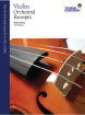 Frederick Harris Music Company - RCM Violin Orchestral Excerpts - Violin Series 2013 Edition - Book