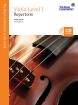 Frederick Harris Music Company - RCM Viola Level 1 Repertoire - Viola Series 2013 Edition - Book/CD